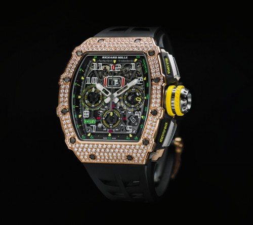Proshot RICHARDMILLE