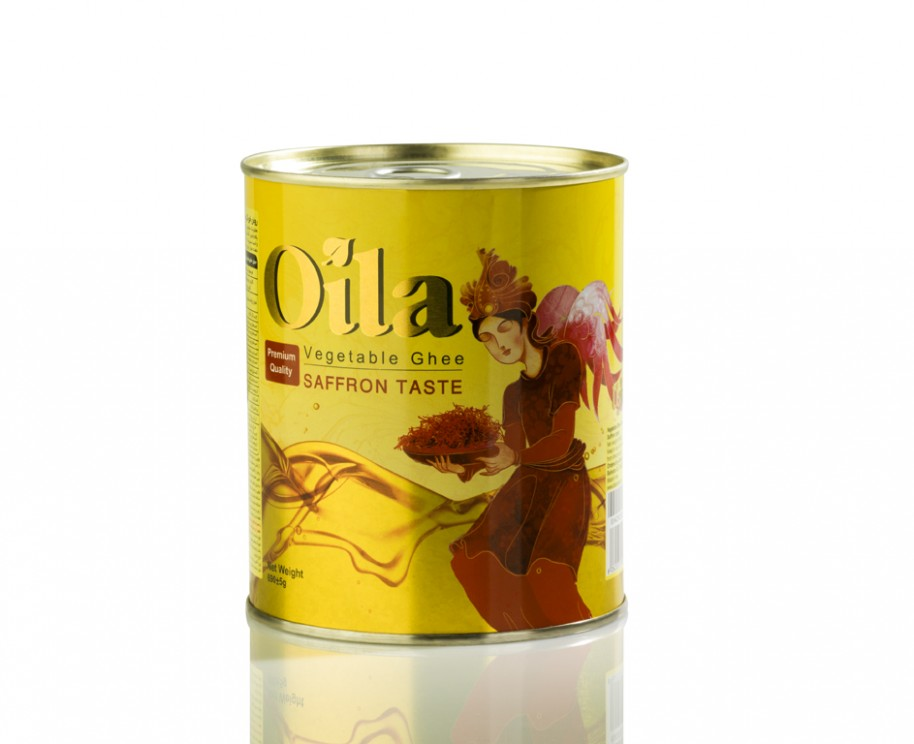 Oila saffron taste vegetable ghee
